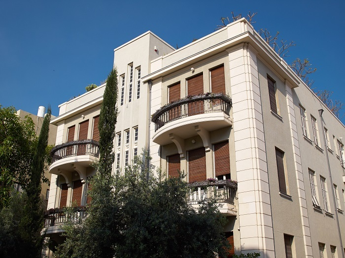 Bauhaus-Stil - Tel Aviv