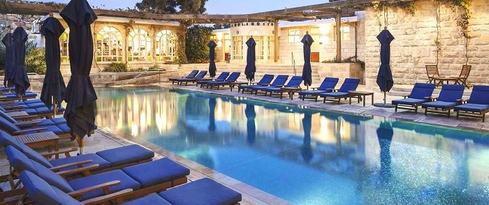 The American Colony Hotel - Pool