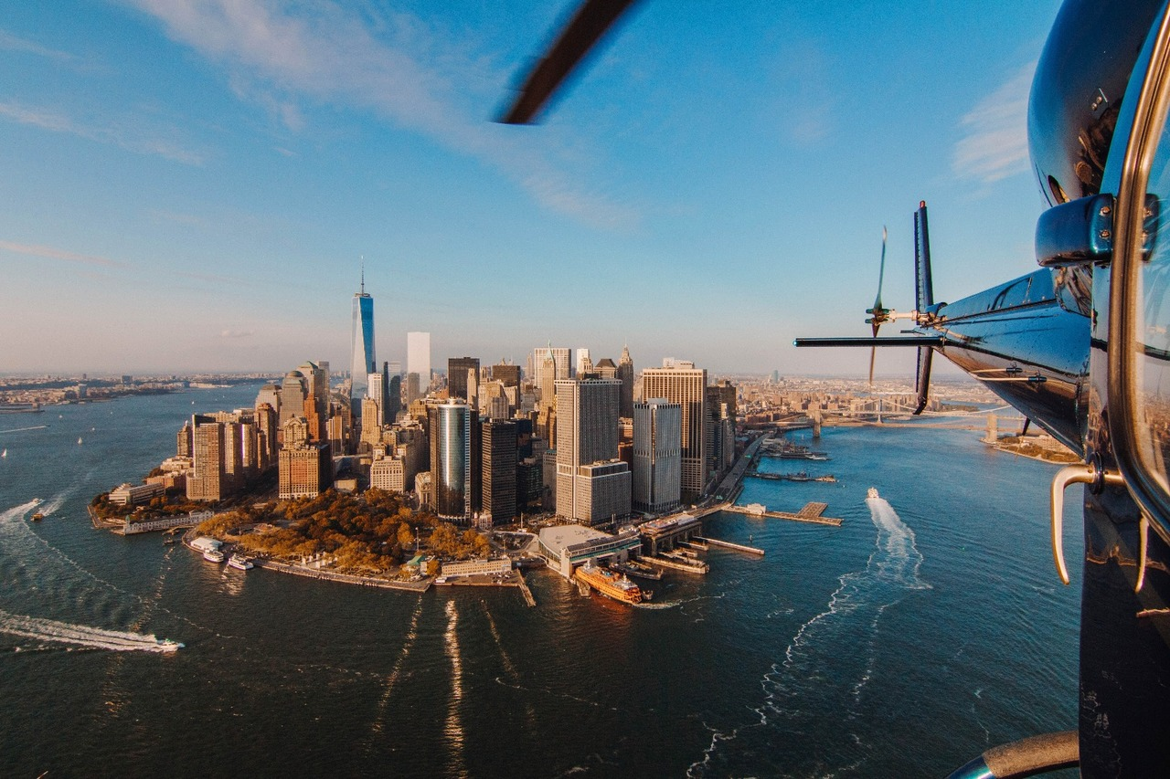 NYC Helicopter