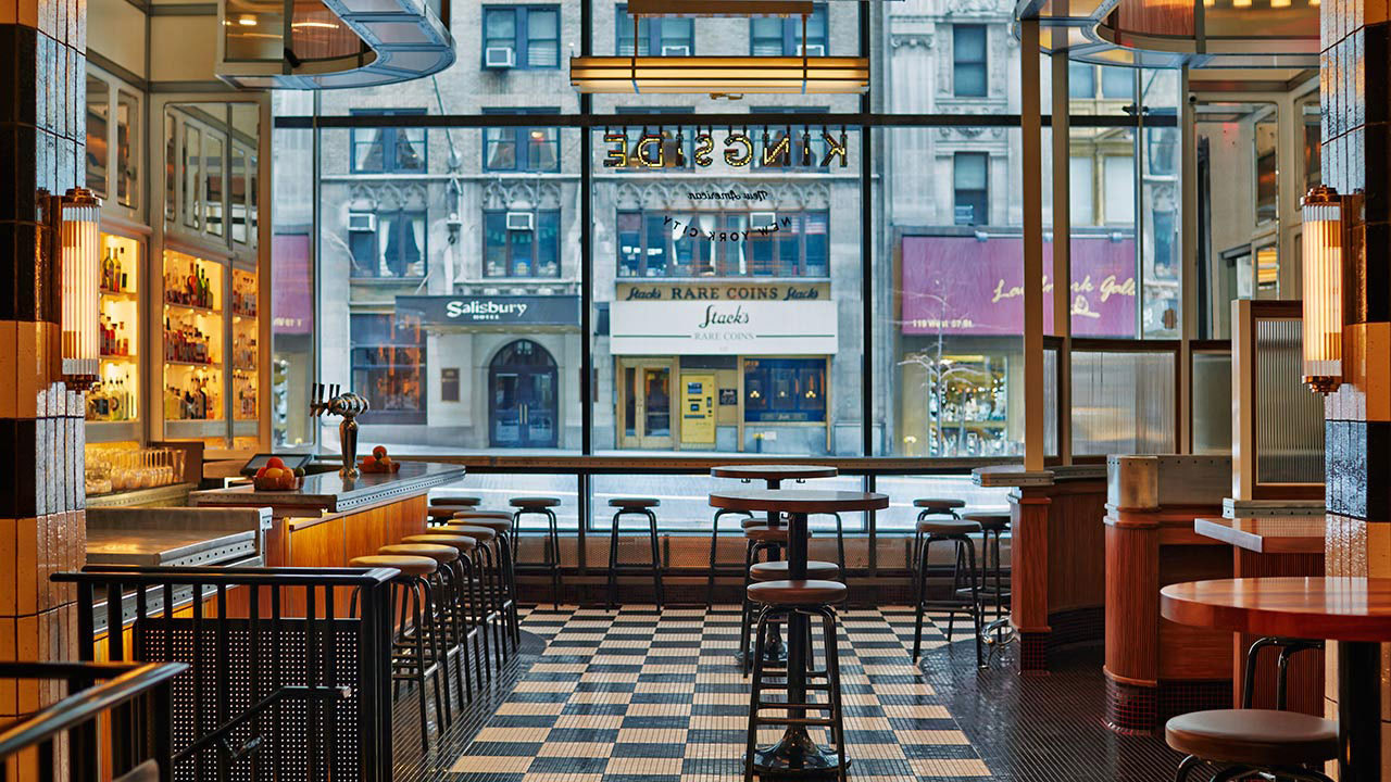 NYC Viceroy Restaurant