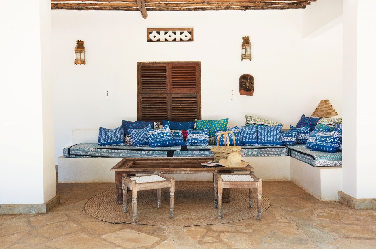 Familily room veranda