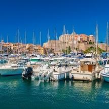 Hafen Calvi