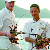 Kulinarik an Bord