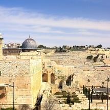 Al Aqsa Moschee - Jerusalem