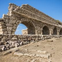 Aquädukt Caesarea