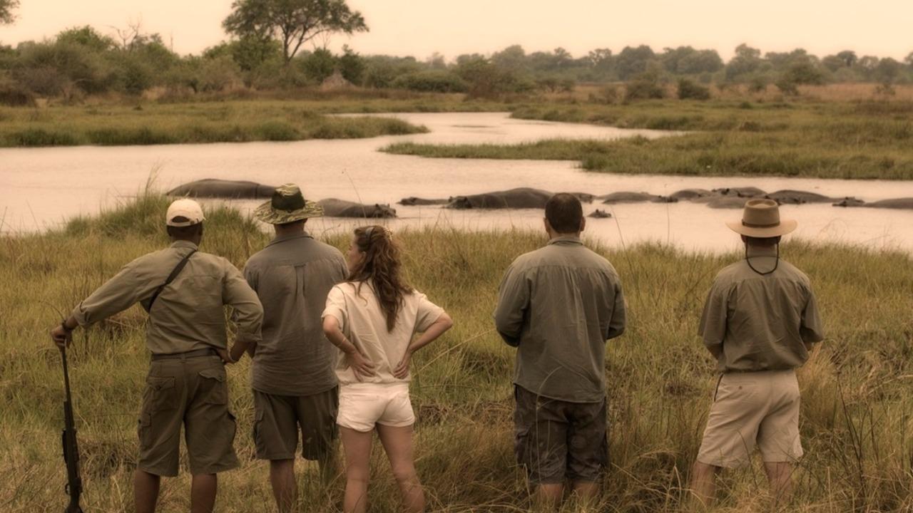 Walking Safari Guides African Bush Camp