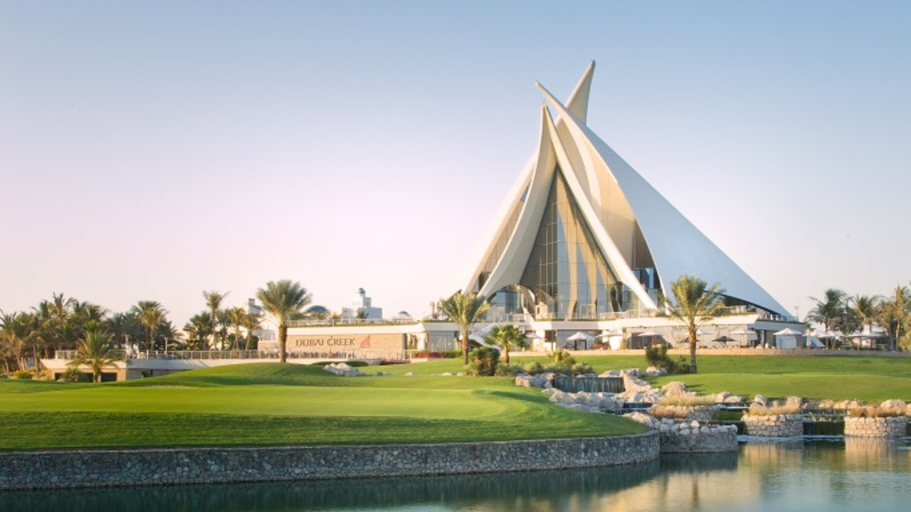 Dubai Golfclub ©GAJ