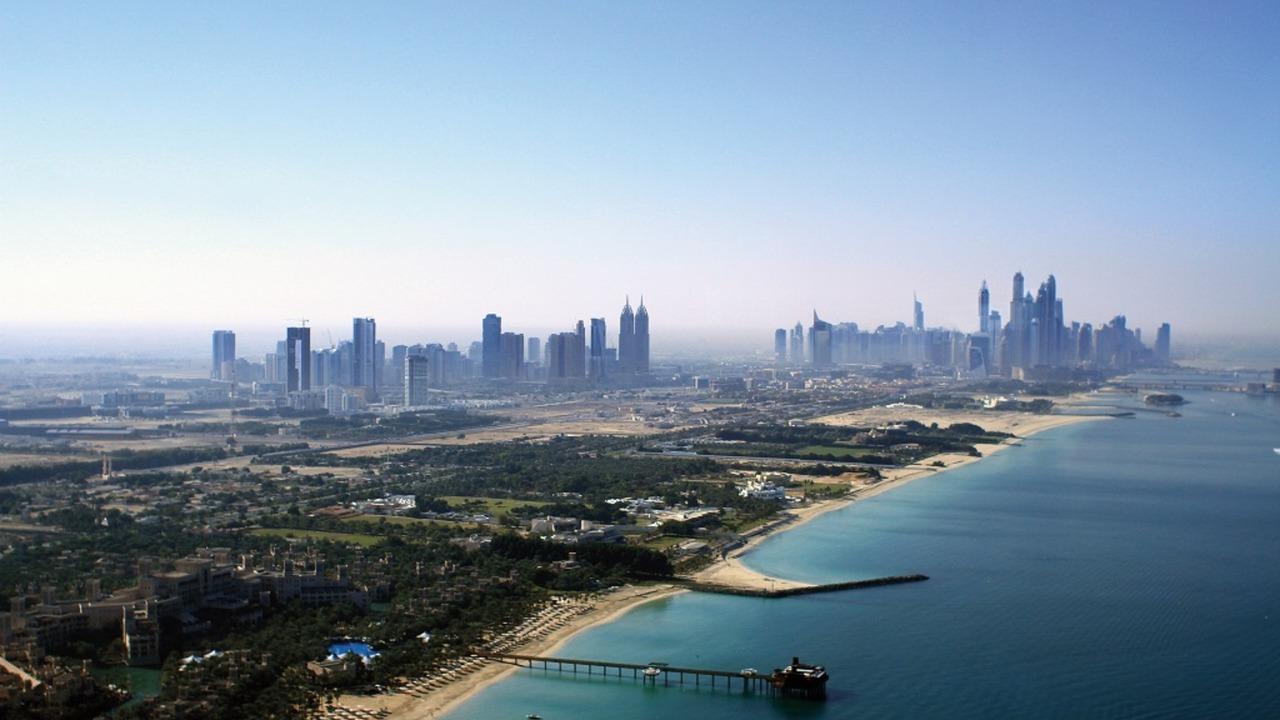 Dubai Marina ©Jan Dimog