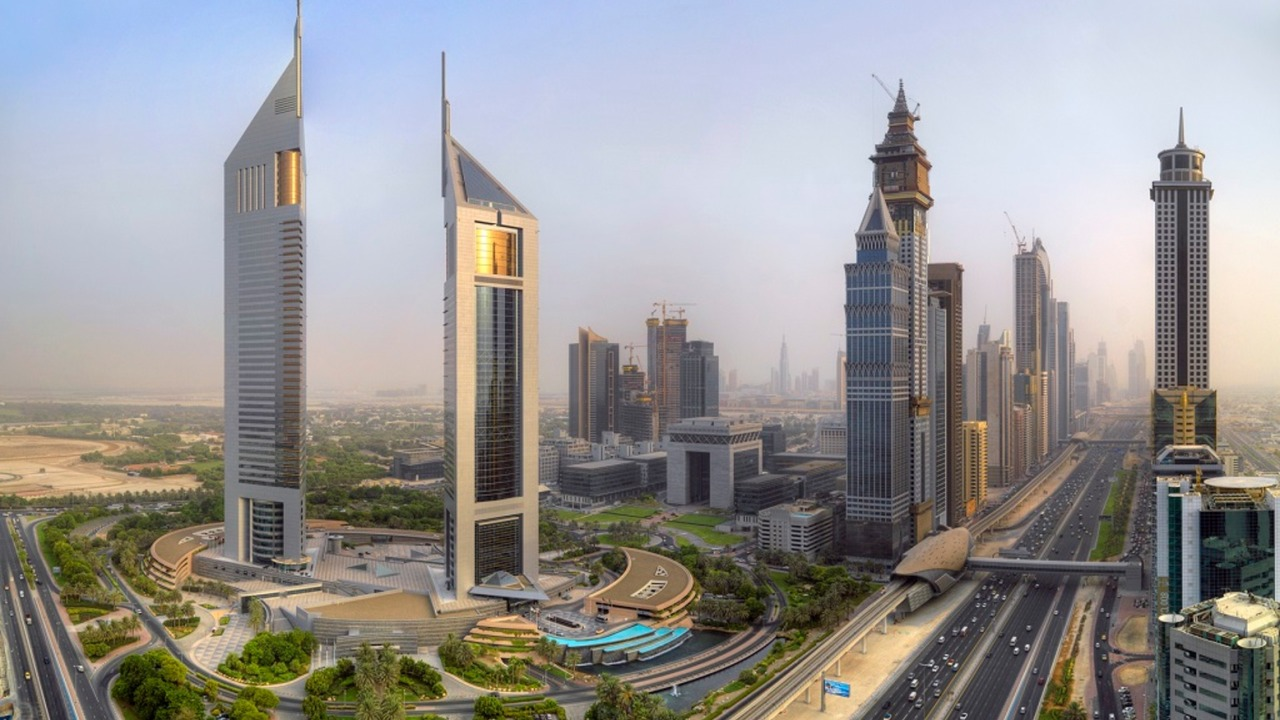 Emirates Towers ©NORR Group Consultants International Ltd