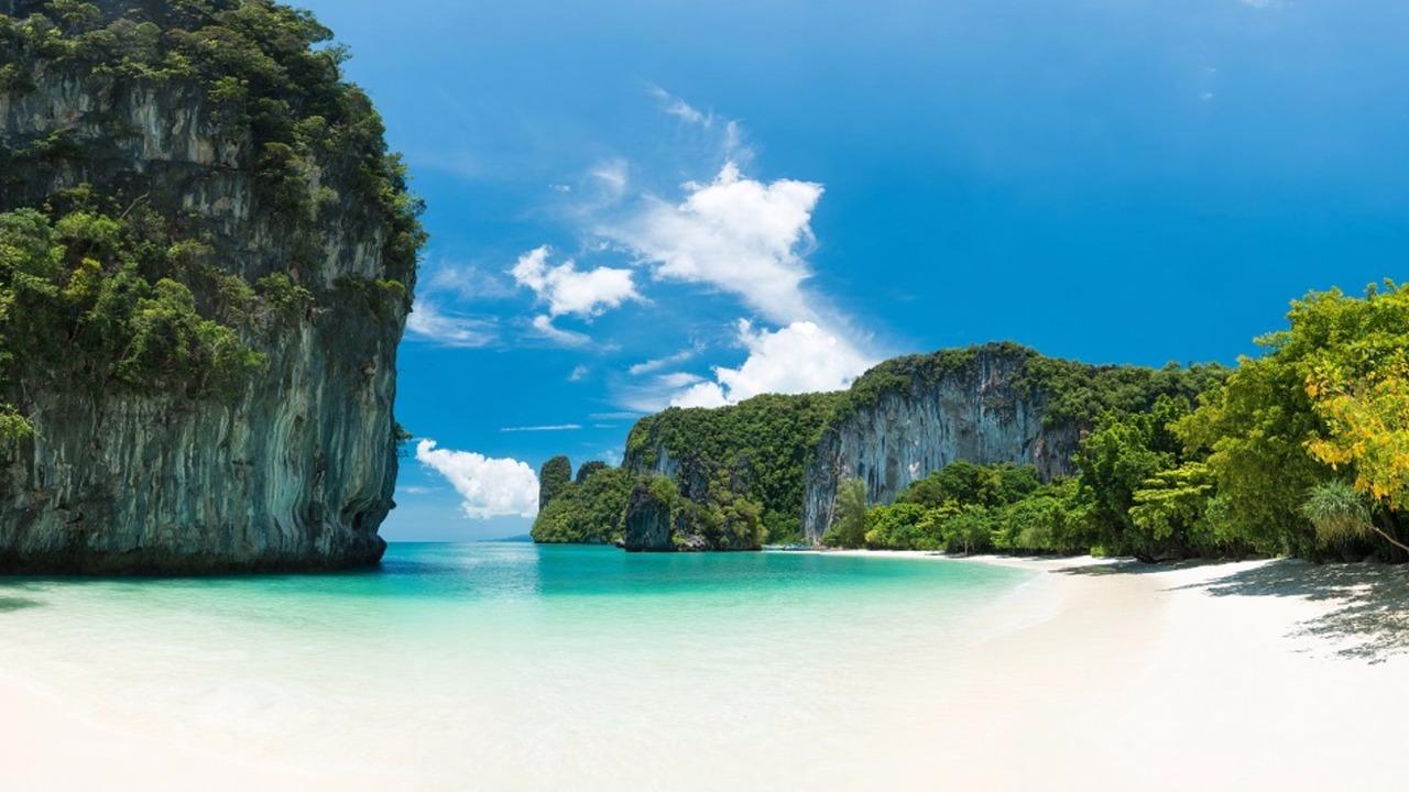 Strände im Süden Thailands