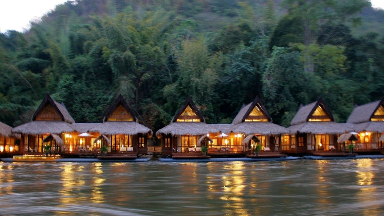 Floathouse River Kwai