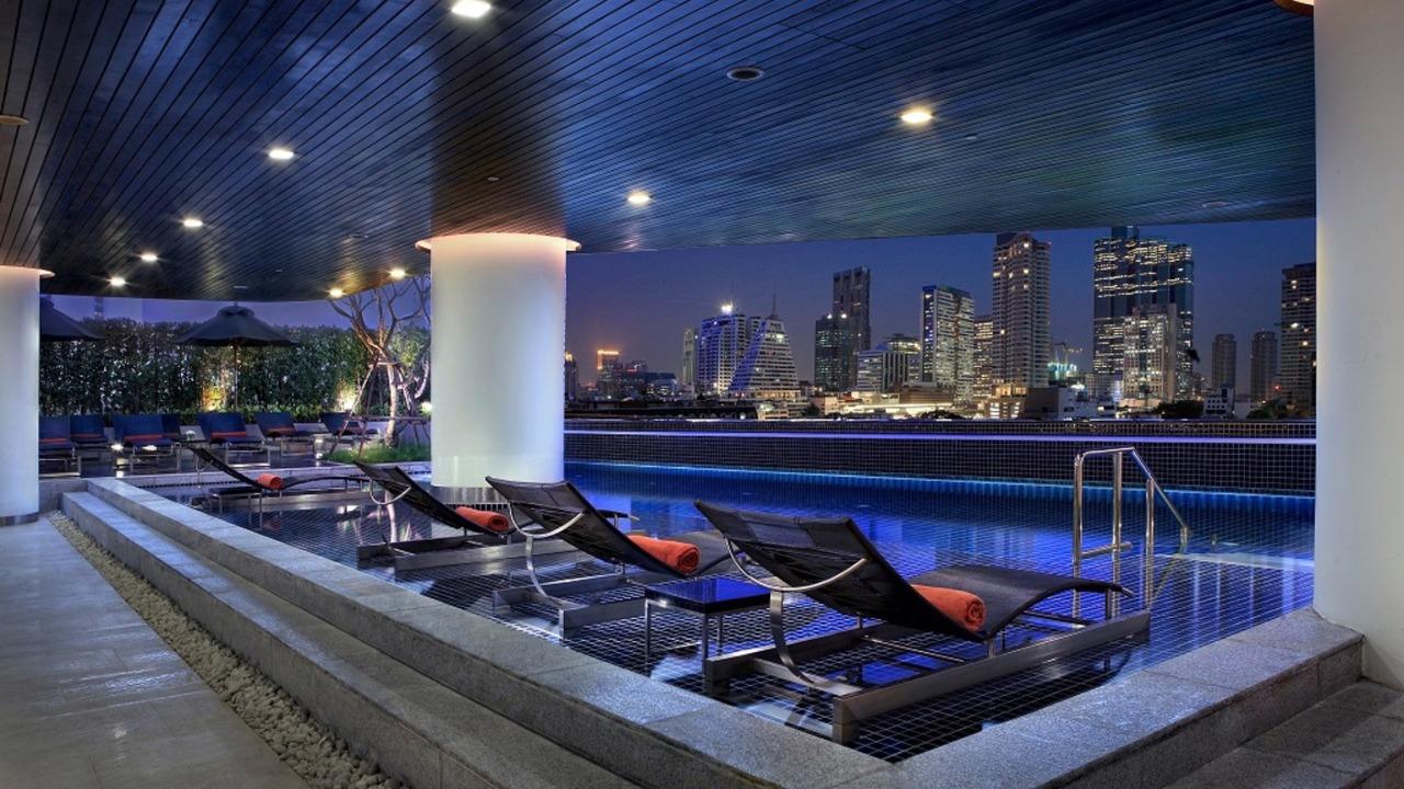 Pullman Hotel Bangkok