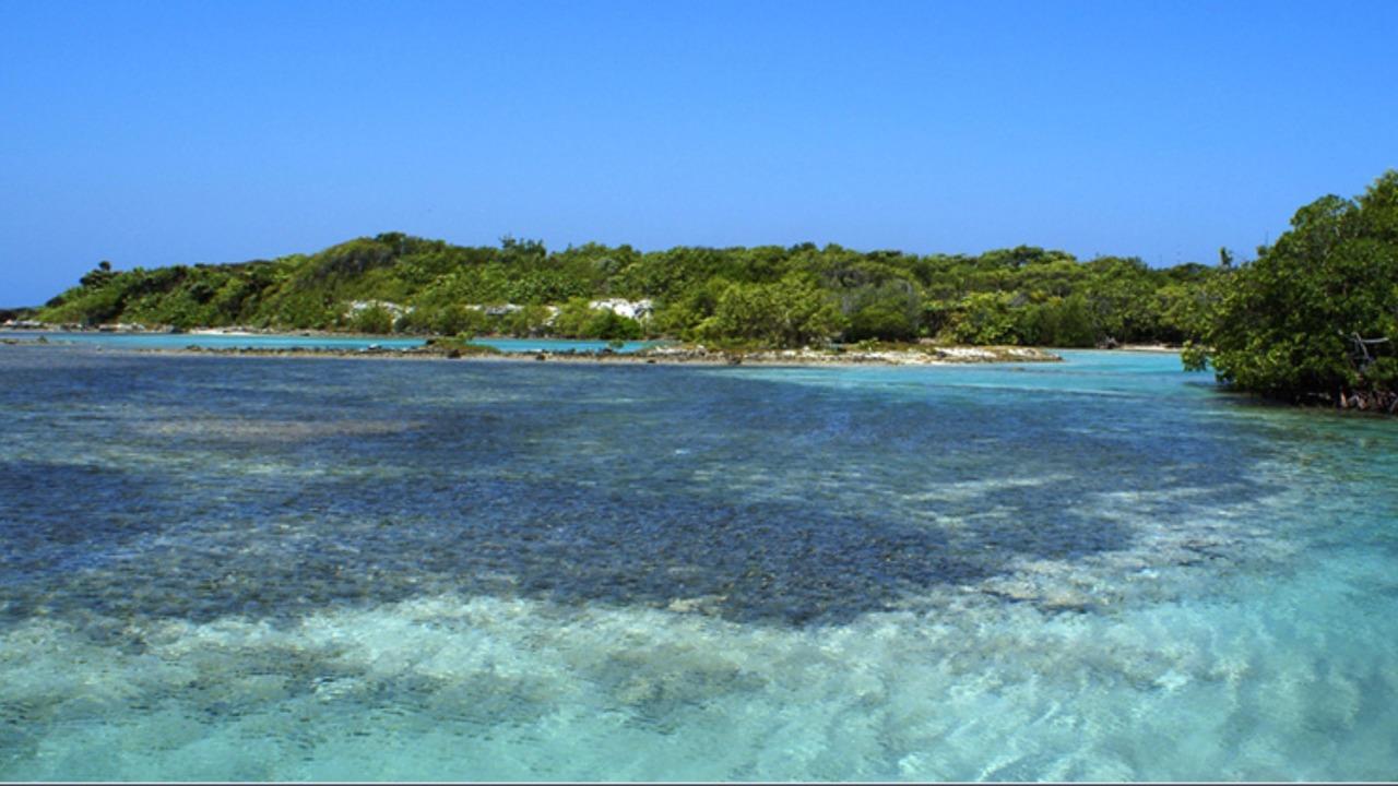 Fort Morgan Cay