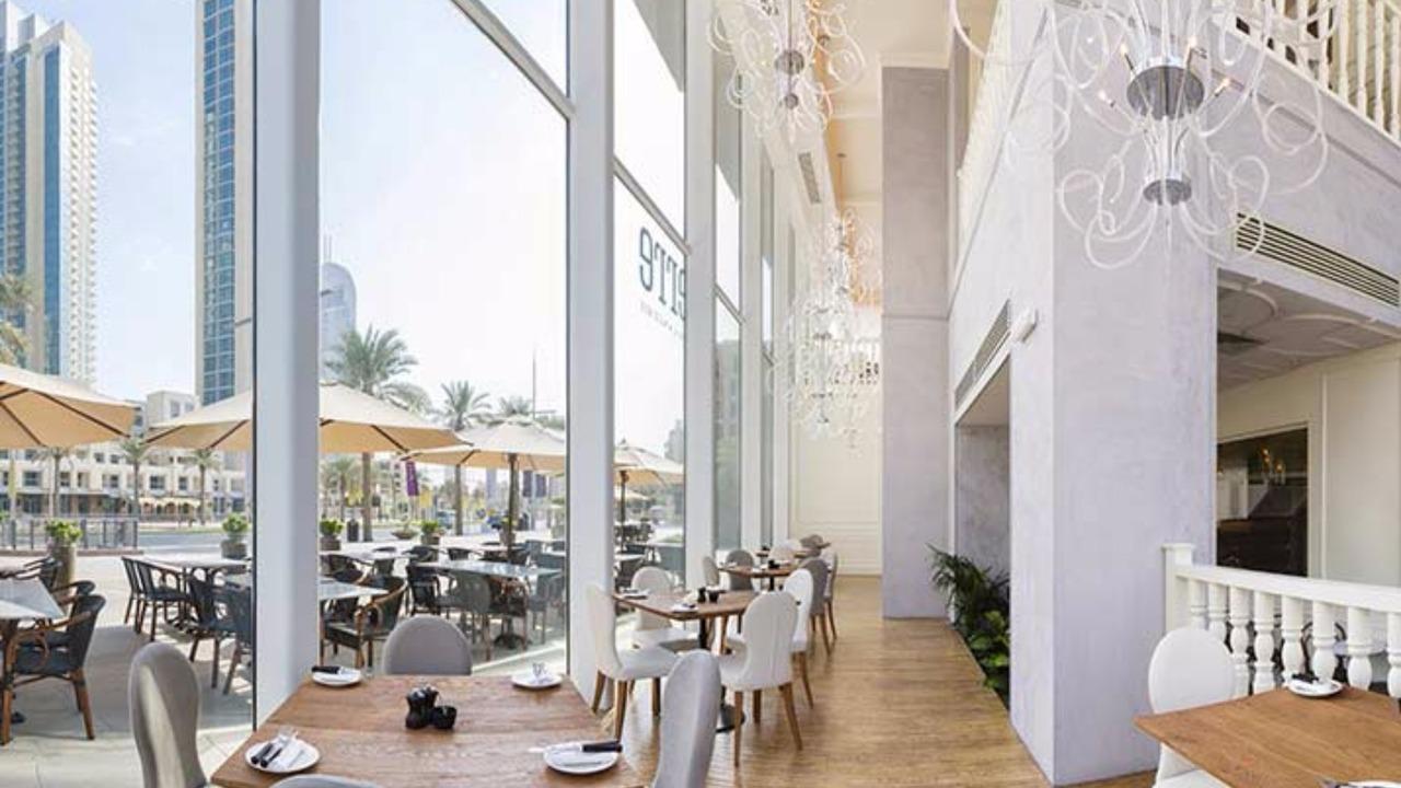 La Serre Restaurant Vida Downtown