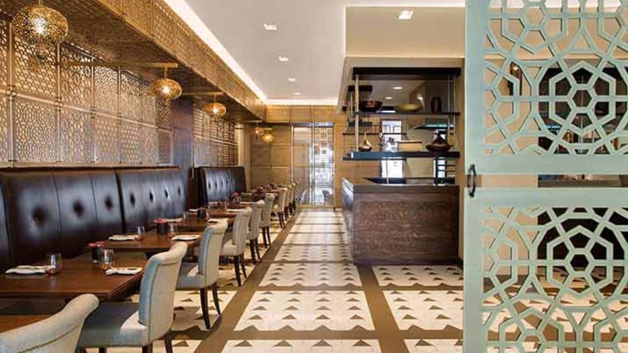 New Manzil Restaurant