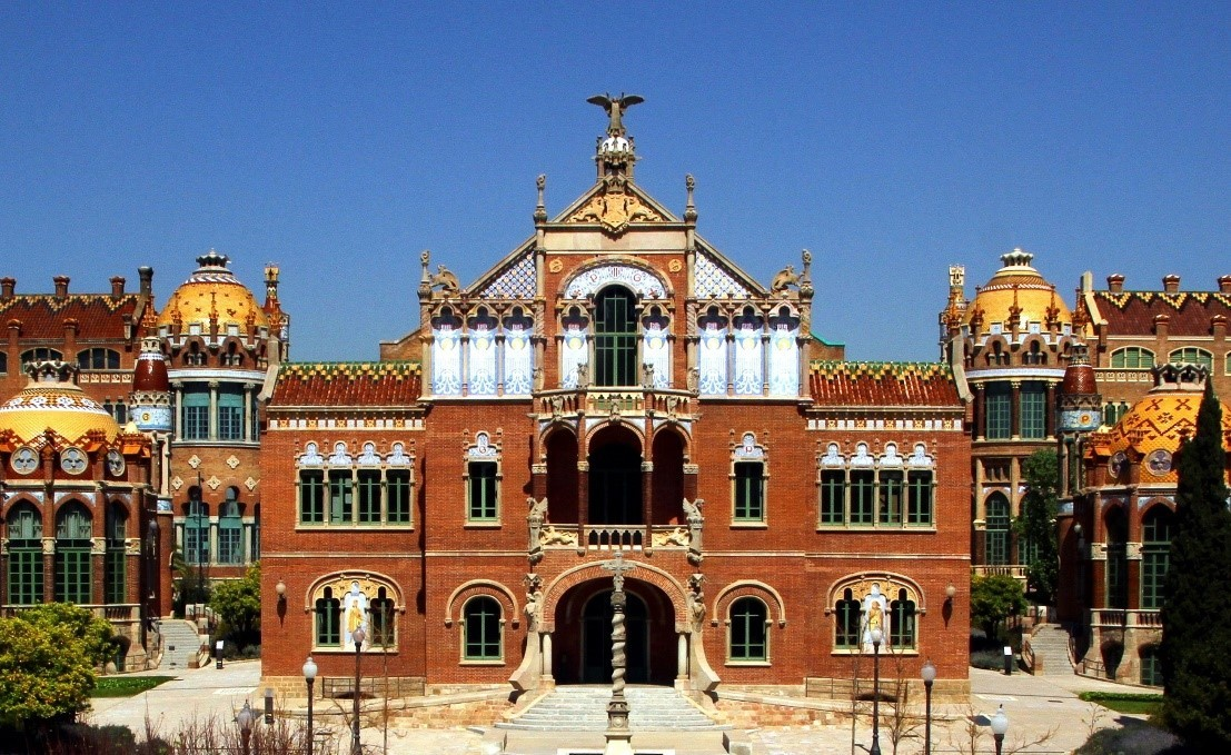 Hospital de Sant Pau - Barcelona