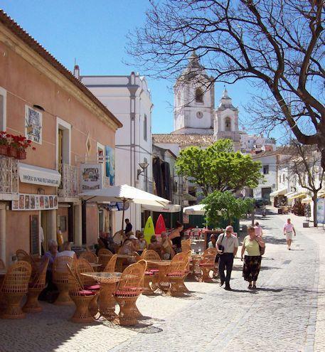 Land und Leute Algarve