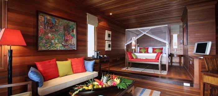 Hilton Seychelles Northolme - Zimmerbeispiel