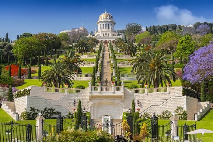Bahai Tempel Haifa