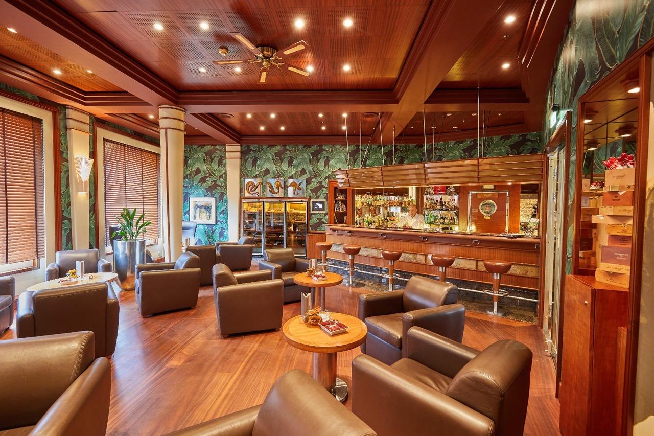 Havanna Bar der MS EUROPA
