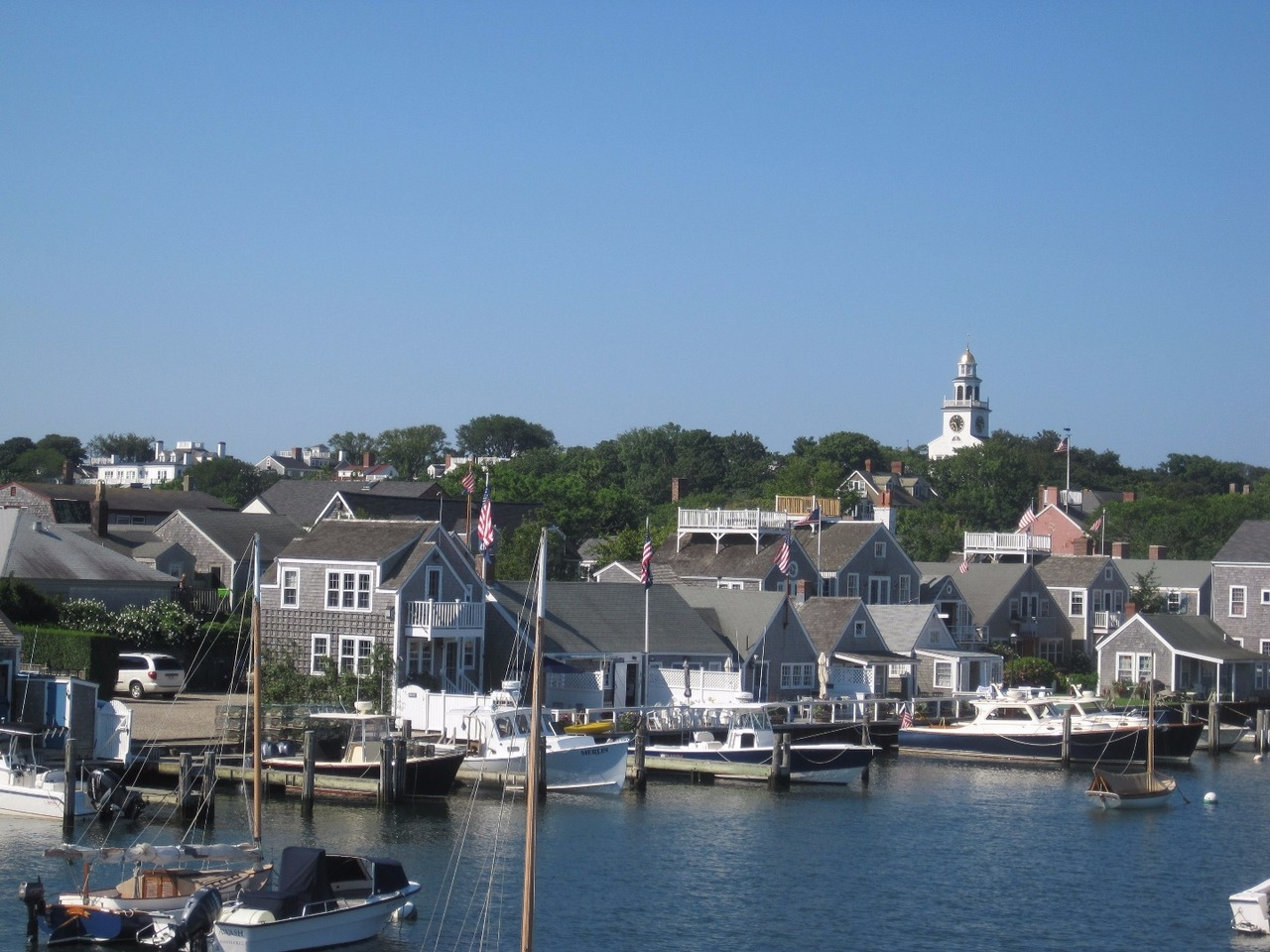 Nantucket Town