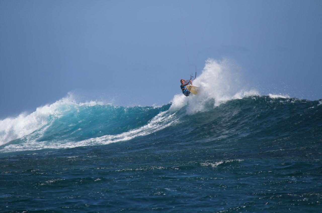 St. Regis Kite Surfing