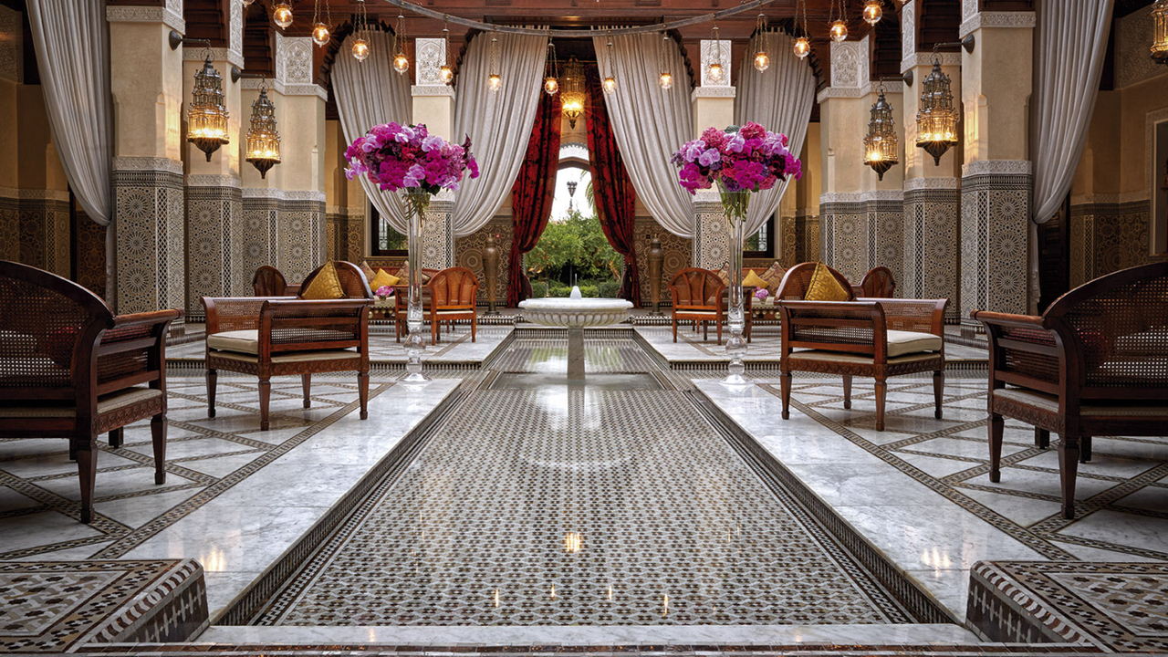 The Royal Mansour